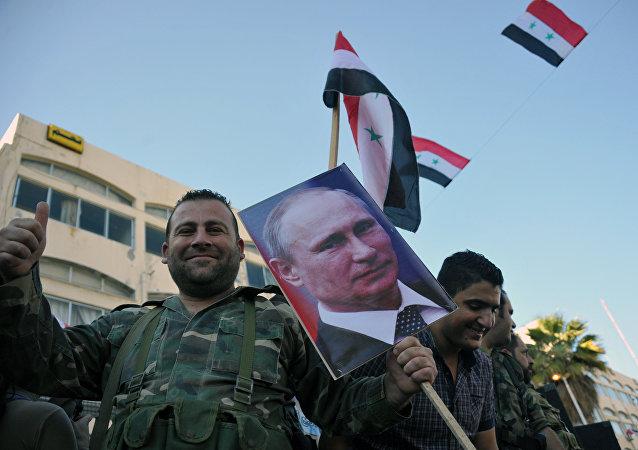 Respectueuse, la Russie laisse aux Syriens la gloire de leur Victoire