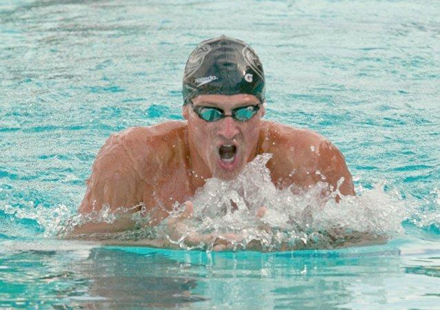 Ryan Lochte, nageur américain