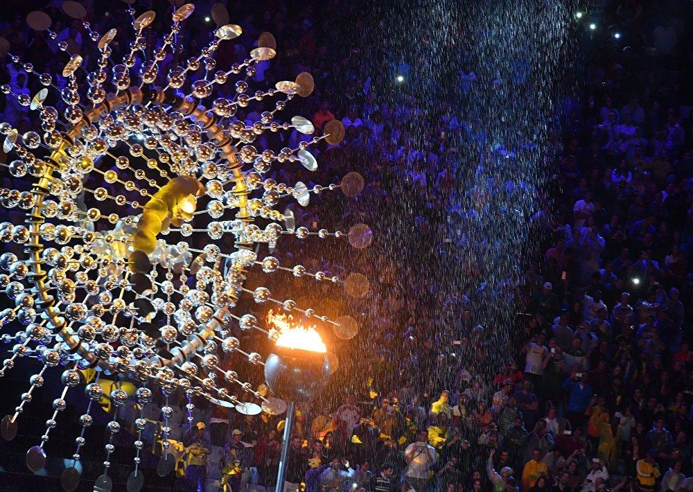 Une féerie brésilienne: la cérémonie de clôture des Jeux 2016