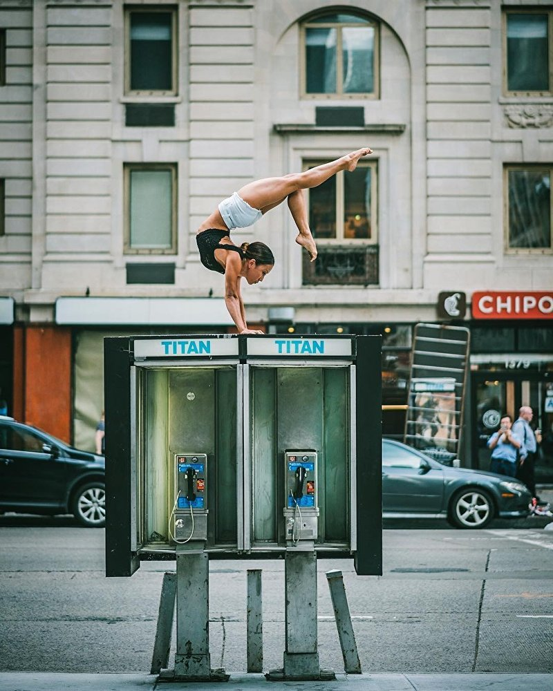 Dance and the City