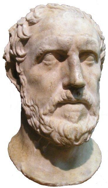 Buste de Thucydide