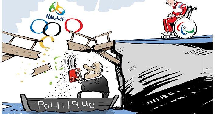 Pour eux, l'exclusion des Jeux paralympiques est plus douloureuse que leur handicap