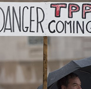 l'Accord de partenariat transpacifique (TPP)
