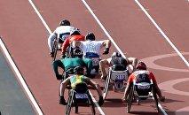 Jeux paralympiques d'été (archives)