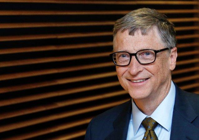Le fondateur de Microsoft ouvre une page Instagram