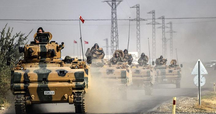 Armée turque, image d'illustration