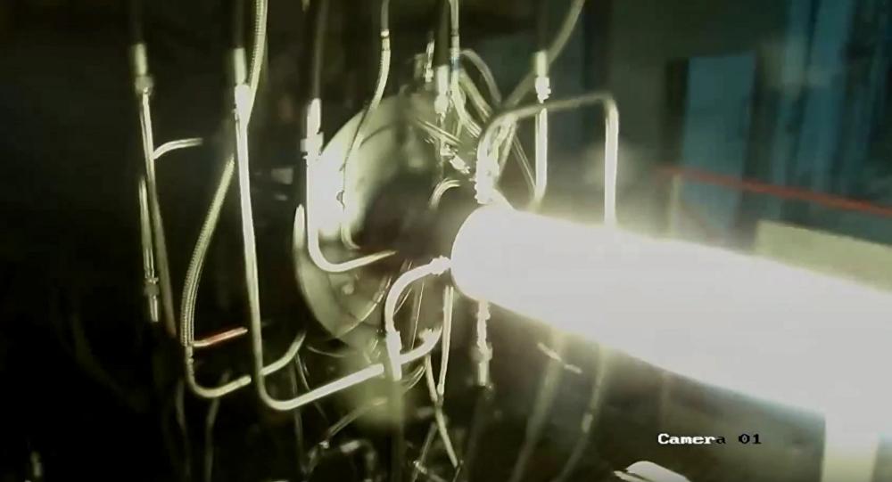 La Russie teste un moteur de fusée à ondes de détonation