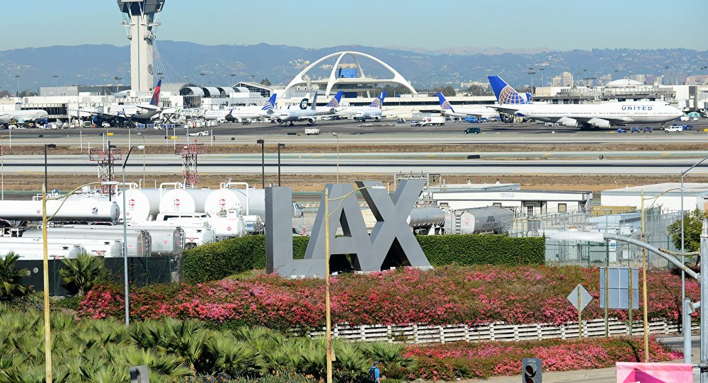L'aéroport de Los Angeles