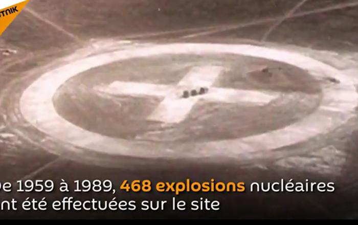 Le polygone nucléaire de Semipalatinsk