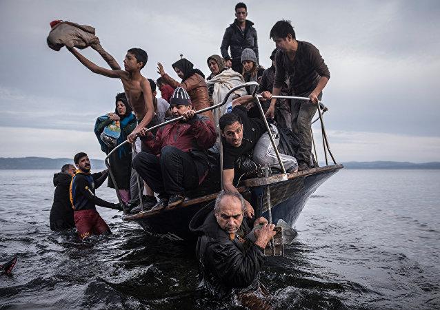 Onu: le nombre réfugiés dans le monde à un niveau record