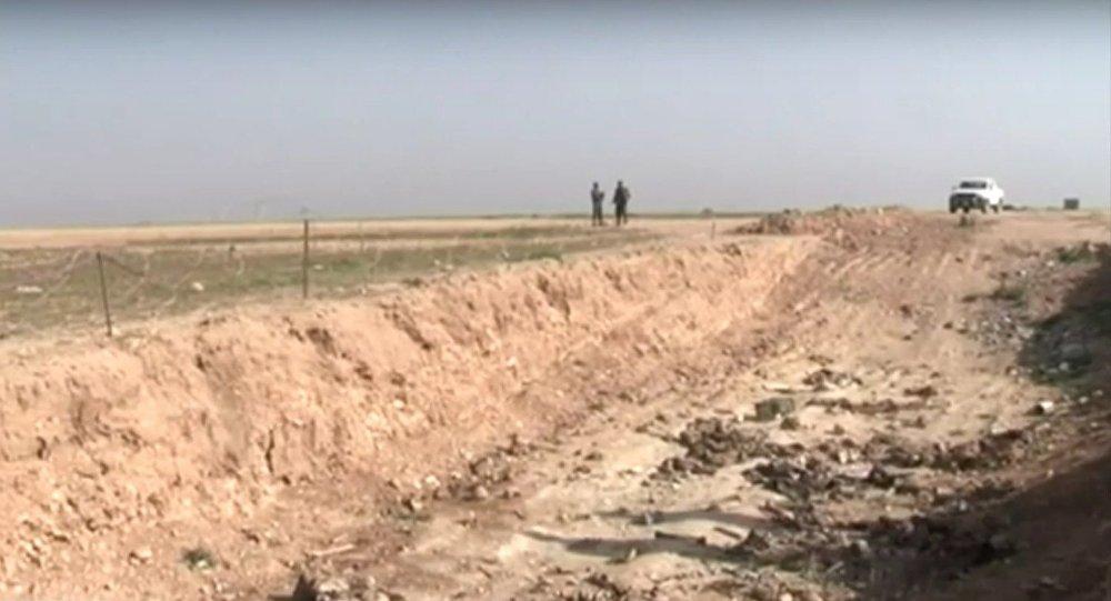 Plus de 70 charniers de Daech découvertes en Syrie et en Irak