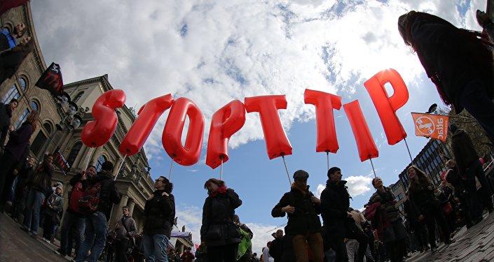 La France demandera l'arrêt des négociations sur la Tafta
