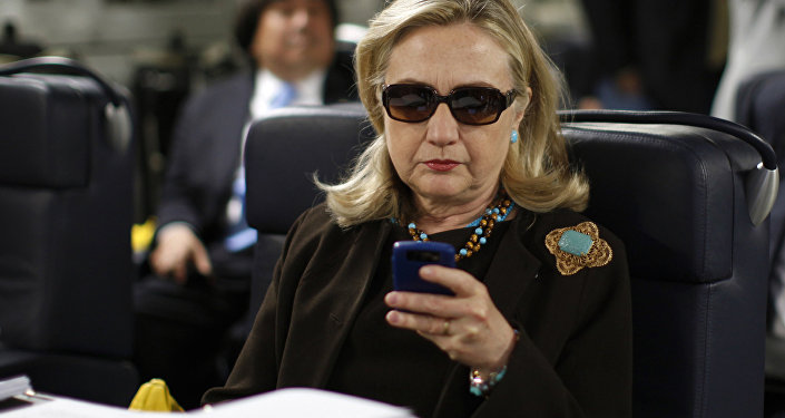 La candidaye Hillary Clinton