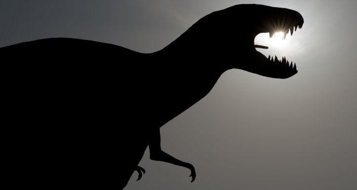 Dinosaure. Image d'illustration