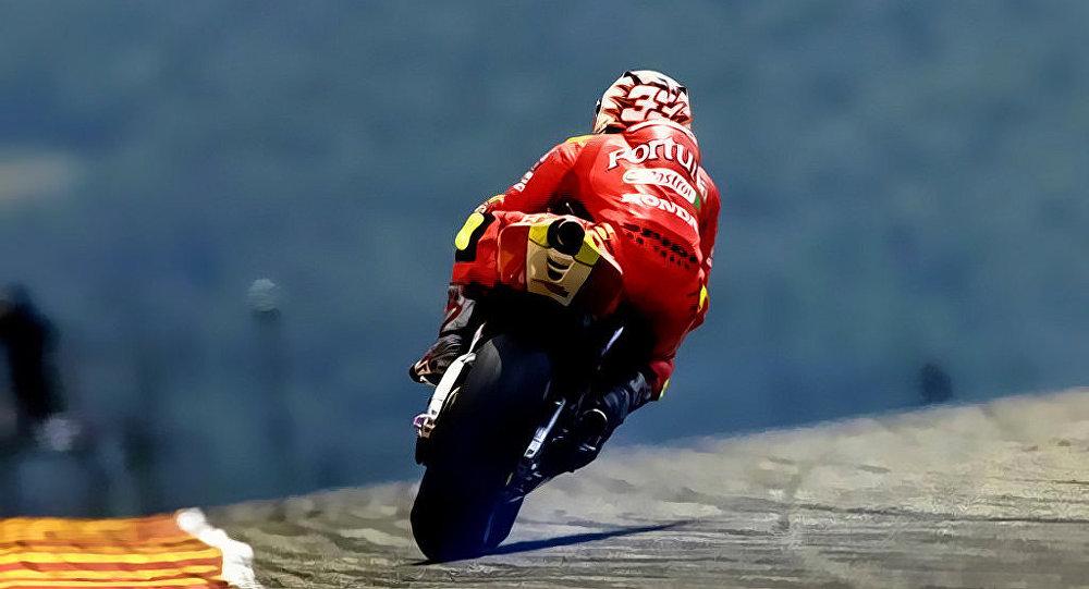 courses de moto