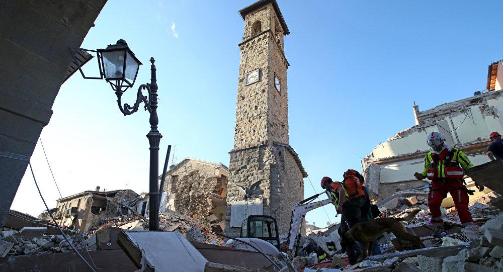 Des scientifiques prévoient plus de grands séismes en 2018