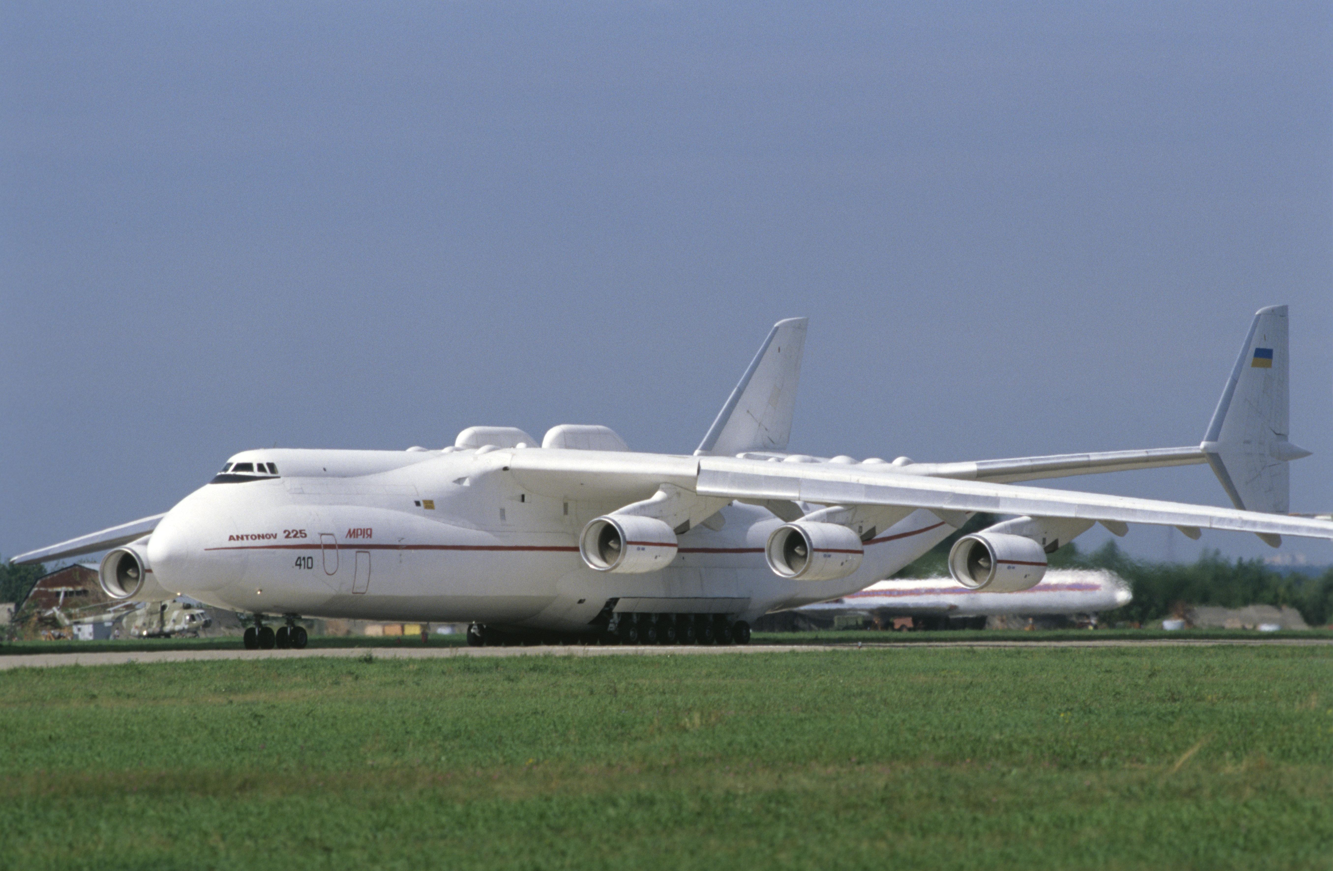 L'Antonov An-225 Mriya