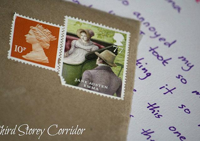 Une lettre d'amour mystérieuse vieille de 94 ans découverte en France