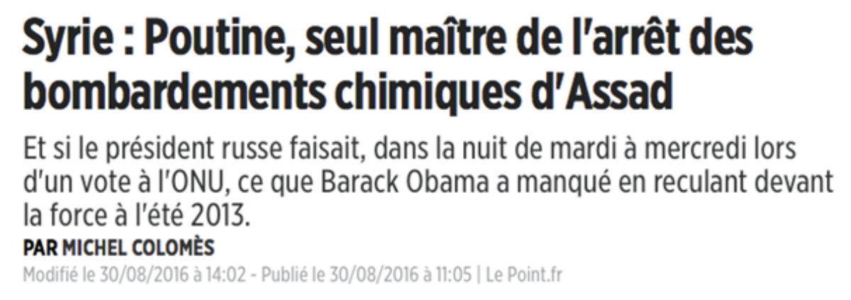 LePoint.fr, extrait 1