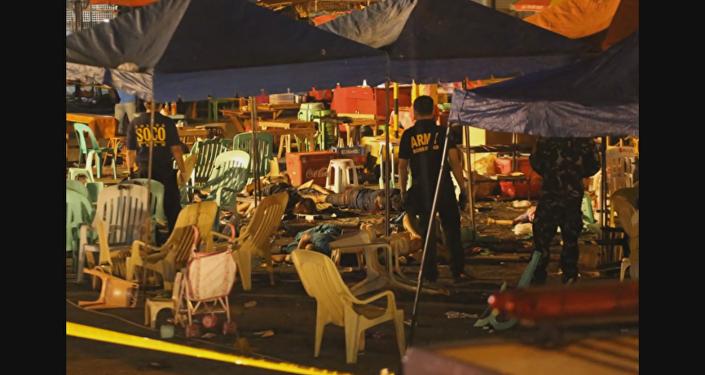 Une puissante explosion a retenti ce vendredi au centre de la ville de Davao, dans le sud des Philippines