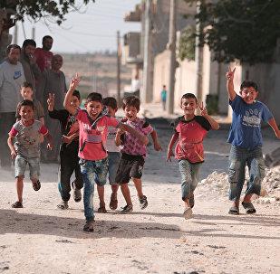 enfants syriens