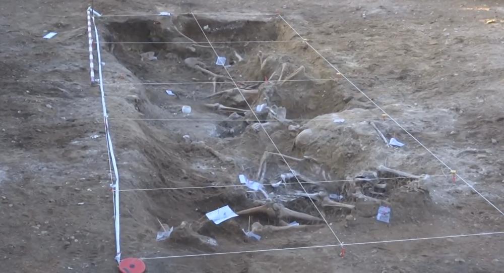 Au moins 500 corps de victimes de Daech retrouvés près de Mossoul