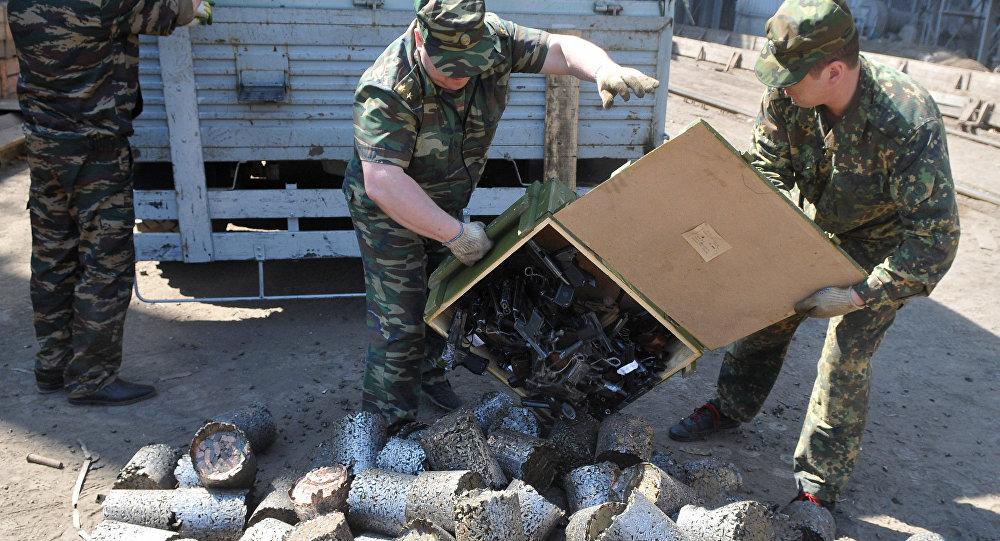 Merci! La Lituanie offre à l'Ukraine ses munitions vétustes