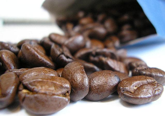Fèves de café
