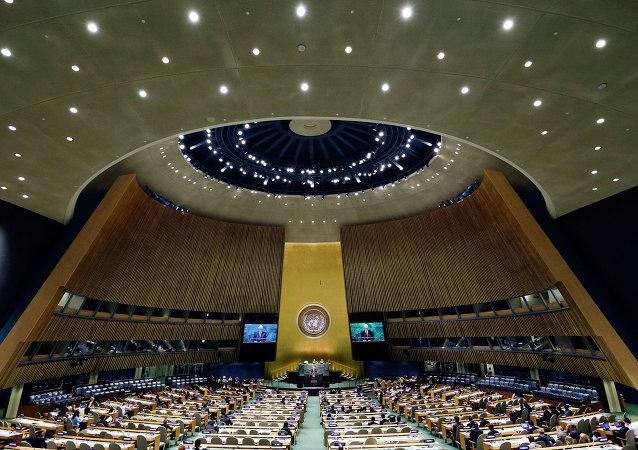 Assamblée générale de l'Onu