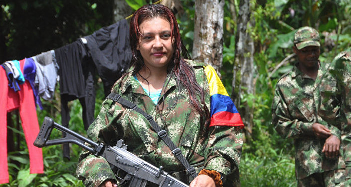 Partisane des FARC