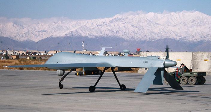 Un drone américain en Afghanistan