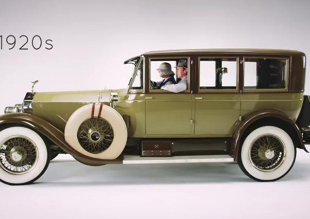 L'évolution des voitures de luxe