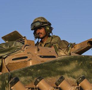 L'armée turque en Syrie