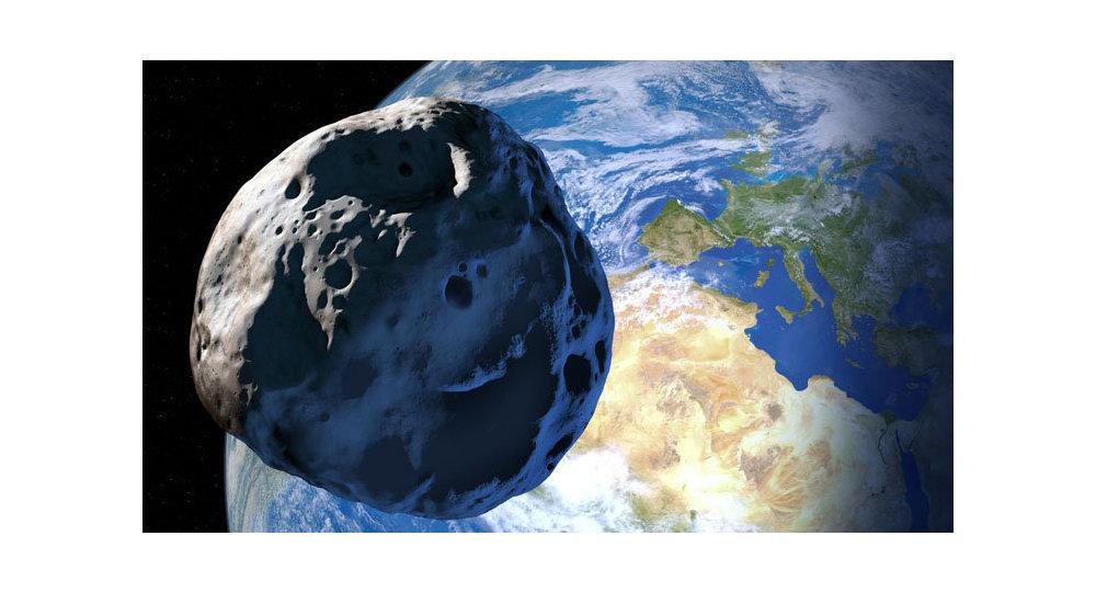 Un astéroïde géant pourrait percuter la Terre en 2880