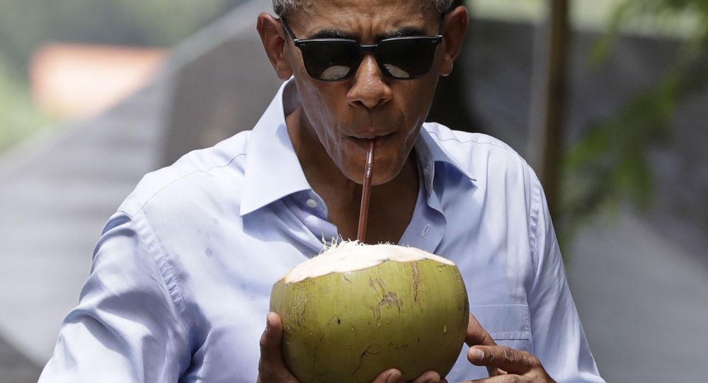 Le président américain Obama