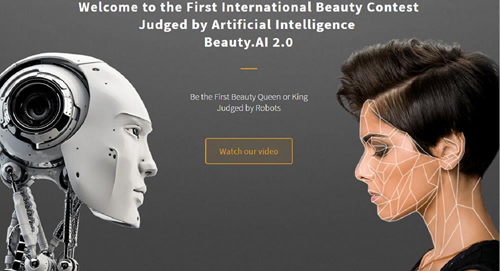 Le concours de beauté nommé Beauty.AI
