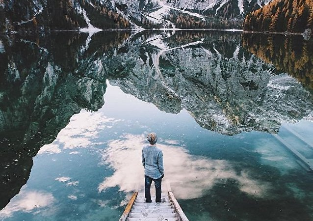Cet adolescent déchire sur Instagram avec ses paysages incroyables