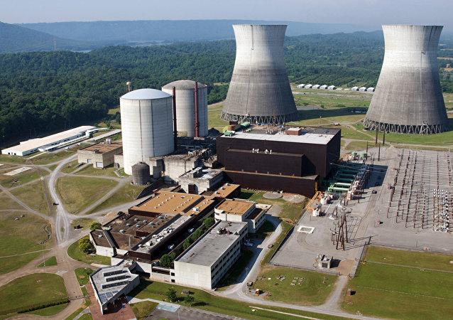 La société Tennessee Valley Authority a mis en vente une centrale nucléaire inachevée