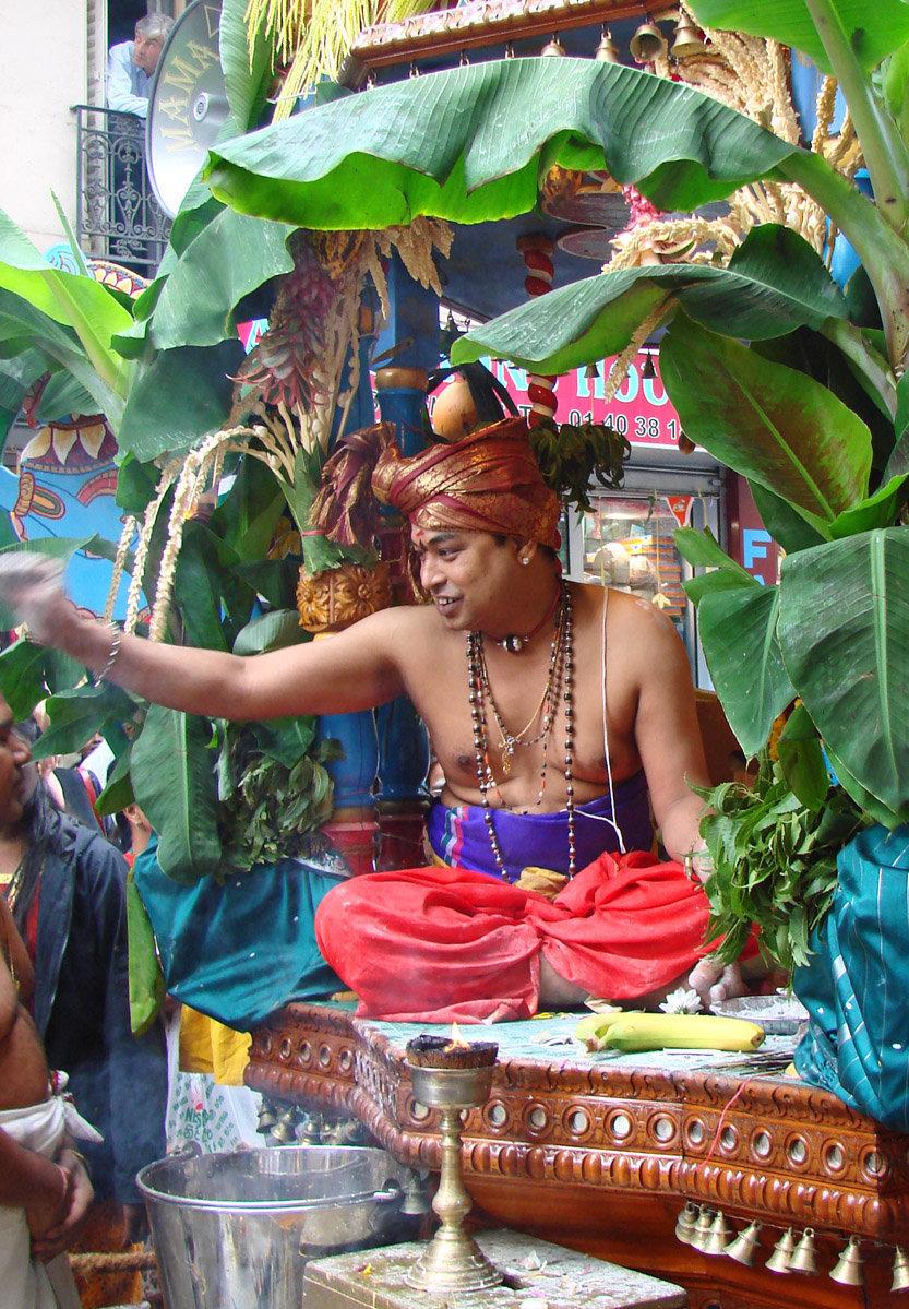 Un Brahmane
