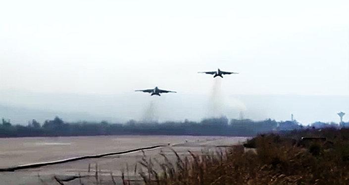 Forces aérospatiales russes en Syrie