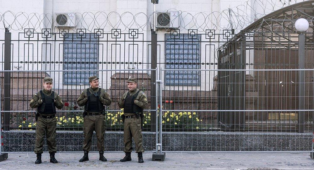 En Ukraine, des Russes votent envers et contre tout