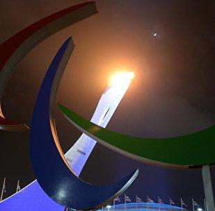 Logo des Jeux paralympiques