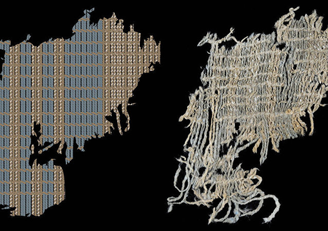 Un «jean» de 6 200 ans retrouvé au Pérou