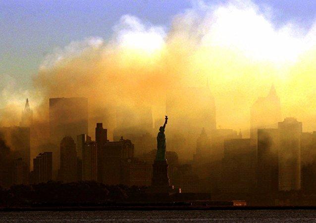 11 septembre: les tours-jumelles détruites par une explosion contrôlée?