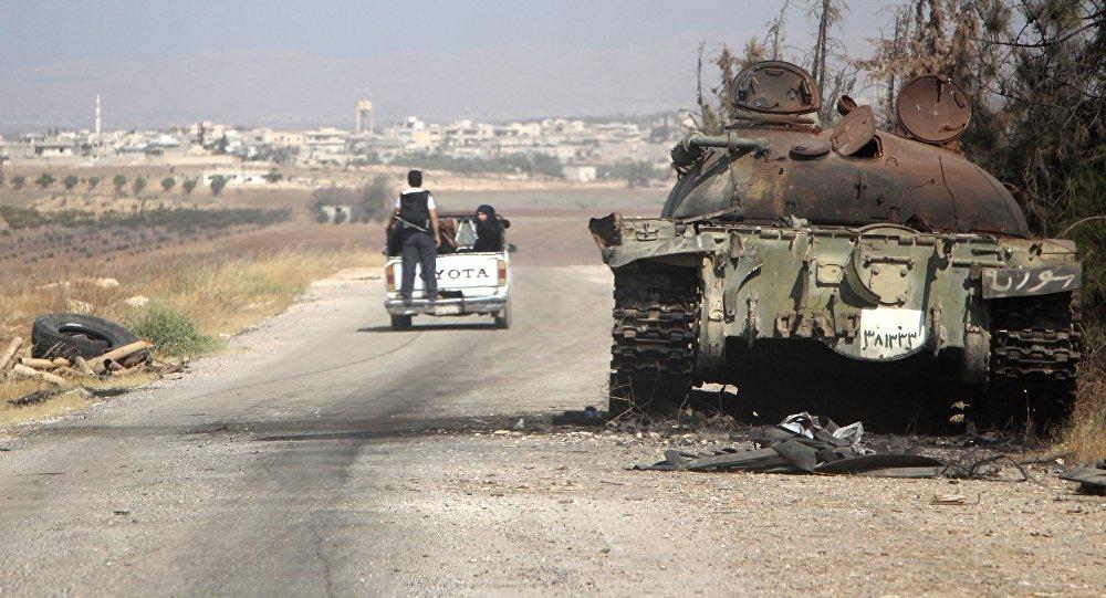 L'armée syrienne lance une contre-offensive au nord de Hama