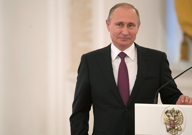 Viladimir Poutine