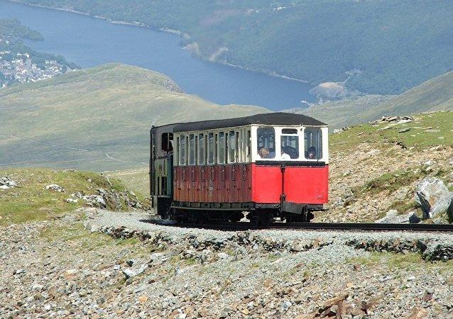 Le chemin de fer de Snowdon