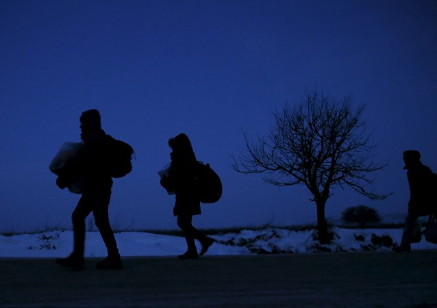 Plus de la moitié des Français opposés à l'accueil de migrants