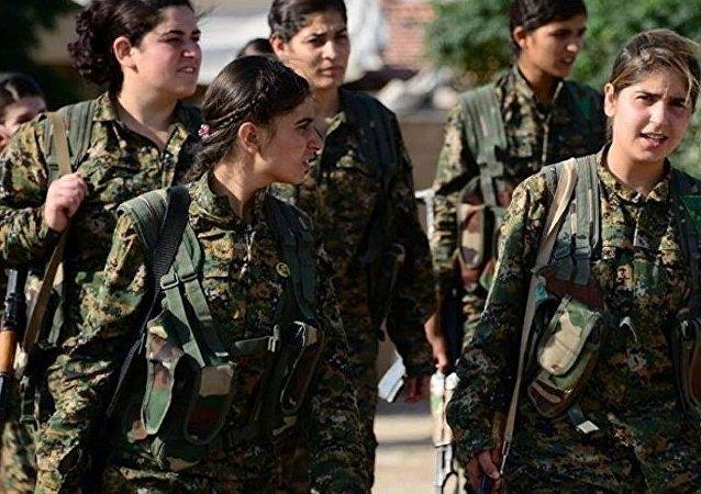 Unités kurdes de protection du peuple (YPG)