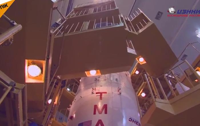 Bienvenue au bureau d'études spatial russe Moteur !